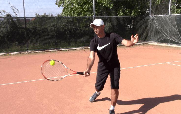 Drop Shot - video tennis lesson