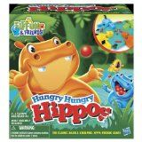 I like this  Hungry Hungry Hippos / http://www.dancamacho.com/hungry-hungry-hippos/