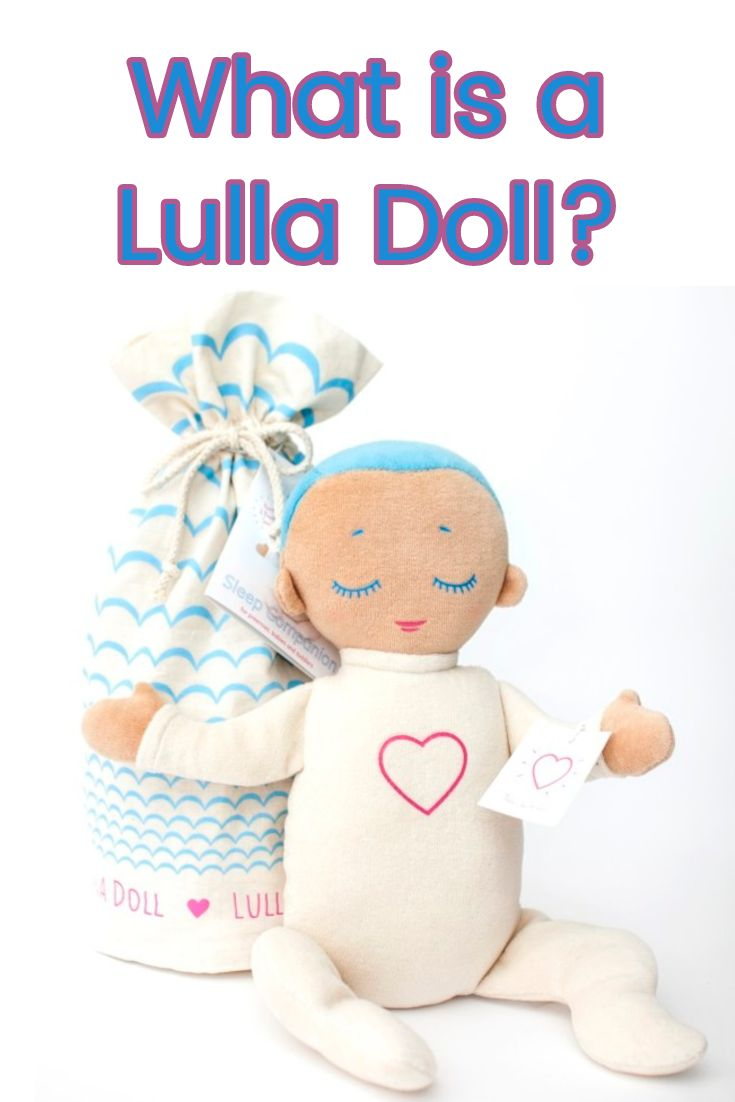 Have you heard of the Lulla Doll? This little dolly is meant to help your baby sleep soundly on her own, thanks to the soothing breathing and heartbeat.