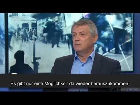 """Ungarischer Ex-Geheimdienstler: Tausende """"Flüchtlinge"""" bereiten Bürgerkrieg in Deutschland vor - YouTube"""