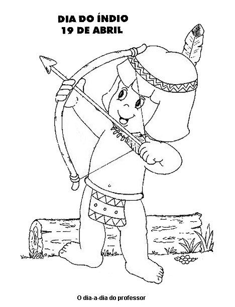 Atividades dia do índio ensinar-aprender (3)