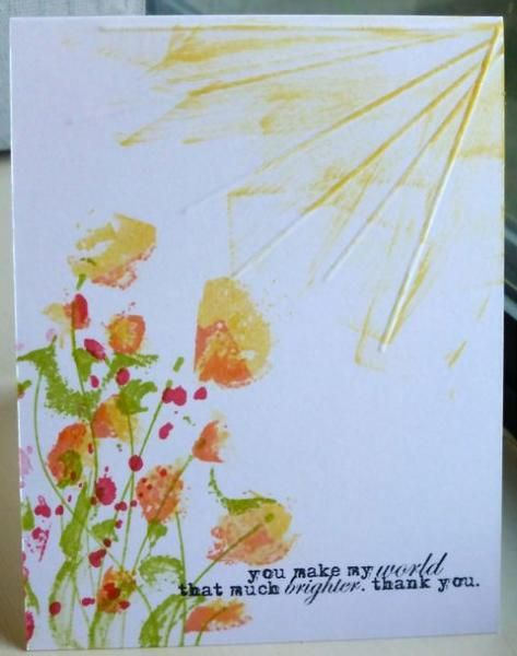 how to make your watercolour more brighter