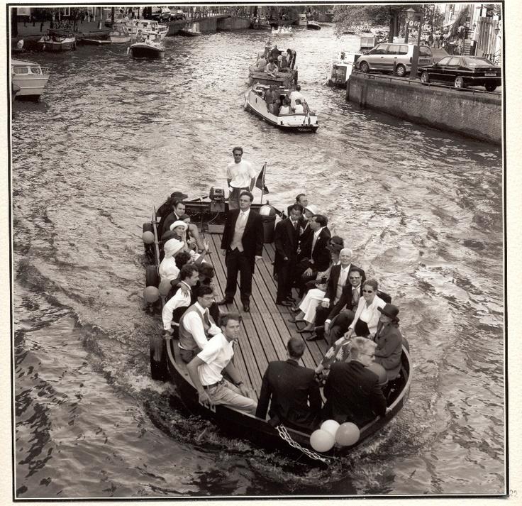 26 augustus 2000  Grachten Amsterdam