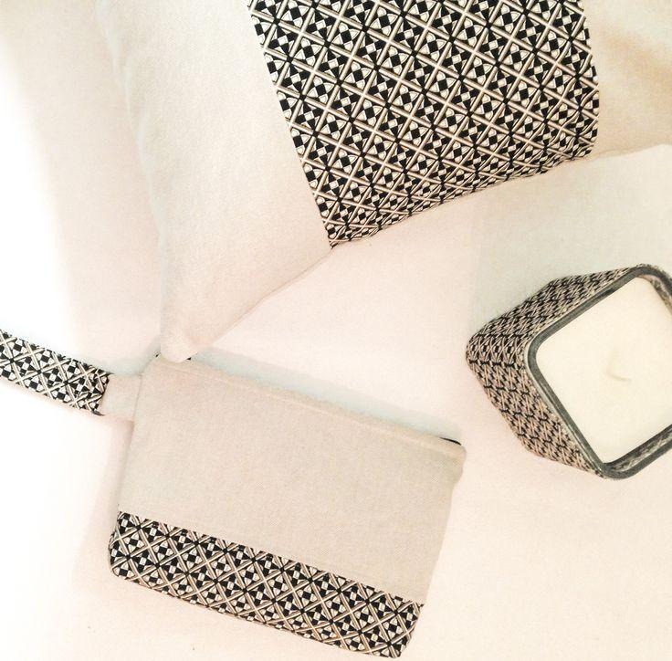 Personnalisez votre ensemble décoratif en choisissant vos tissus et modèle.
