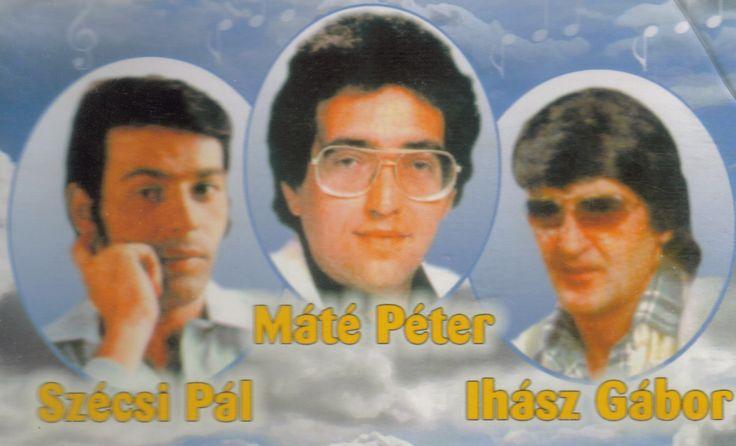 Szécsi Pál, Máté Péter és Ihász Gábor