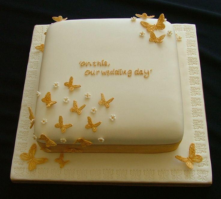 Best 20 Single Layer Cakes Ideas On Golden Cake Gold Tier Wedding
