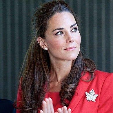 Kate Middleton Semi Raccolto