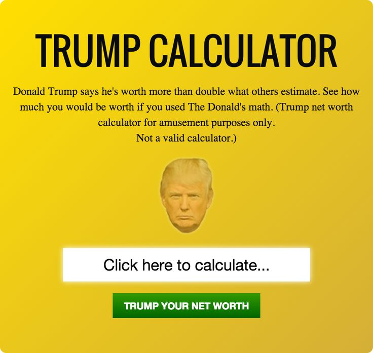25+ Best Ideas About Trump Net Worth On Pinterest