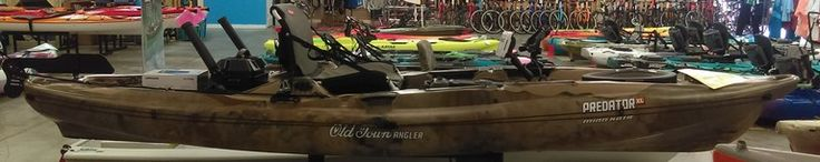 Wanitamalas : Old Town Kayak. Find a well established company when you're thinking about choosing among kayaks. The kayak isn't hard to carry and loa...
