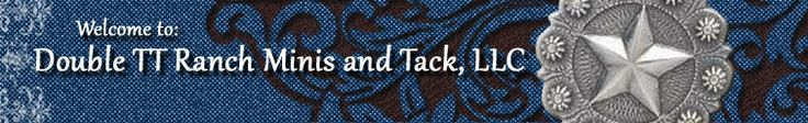 Double TT Ranch miniature horse tack store, Mini Horse tack