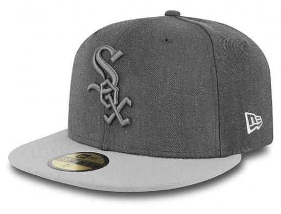 Pop Tonal Chicago White Sox 59Fifty Fitted Cap by NEW ERA x MLB