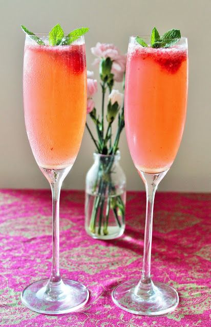 25 best ideas about prosecco cocktails on pinterest