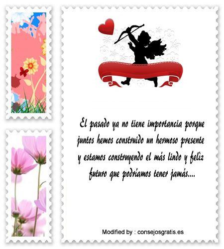 buscar palabras de amor para mi enamorada,originales mensajes de romànticos para mi novia con imágenes gratis: http://www.consejosgratis.es/bellos-mensajes-de-amor-para-mi-enamorado/