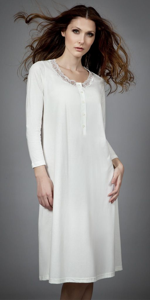 Nightgown Single Jersey 1449 | Nightgowns| Vamp!