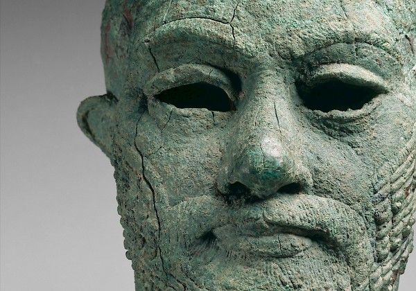 """NARAM-SIN was the grandson of the great King SARGON of AKKAD, and more importantly - he was named after SIN — the AKKADIANS' moon god. NARAM-SIN took the AKKADIAN thrown in 2254BC and reigned until 2218 BC, a time of great prosperity. The AKKADIAN Empire reached its zenith, and NARAM-SIN took the credit — becoming the first Mesopotamian king to claim divinity for himself, and one of the first to be called """"KING OF THE FOUR QUARTERS""""."""
