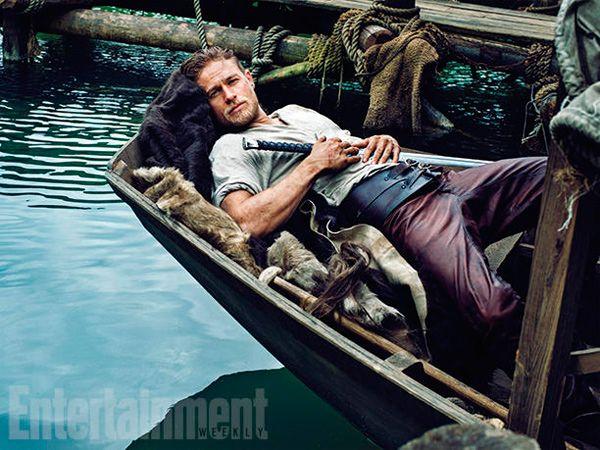 'King Arthur': Nuevas fotos de Charlie Hunnam como el rey Arturo de Guy Ritchie - Álbum de fotos - SensaCine.com