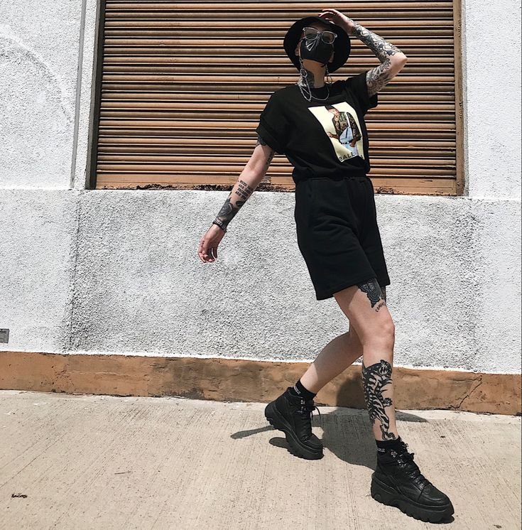 Shirt Dress, T Shirt, Punk, Street Style, Dresses, Fashion, Board, Supreme T Shirt, Vestidos