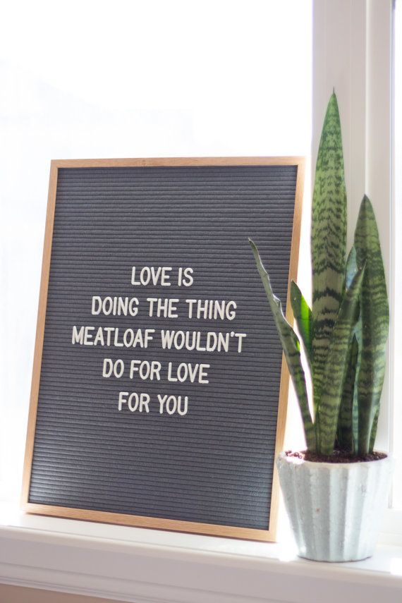 The Writer is a bold, signature piece for any space. Ideal for wordier messages or poignant brevity, this letter board provides adequate real estate