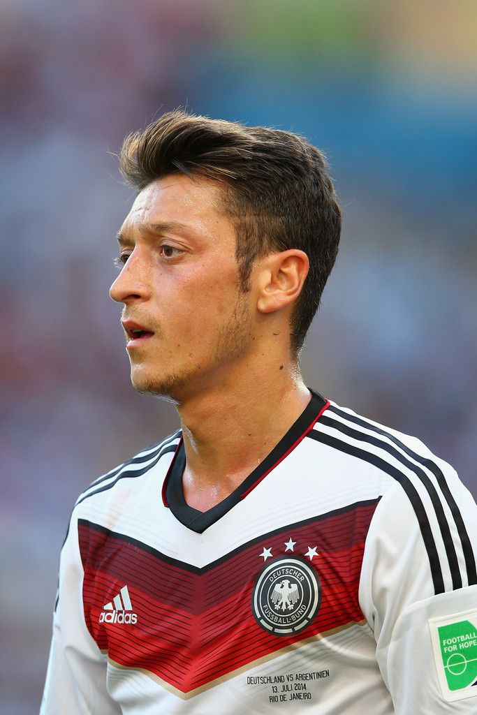 Mesut Oezil 2014 FIFA World Cup Brazil Final match between Germany and Argentina at Maracana on July 13, 2014 in Rio de Janeiro, Brazil.