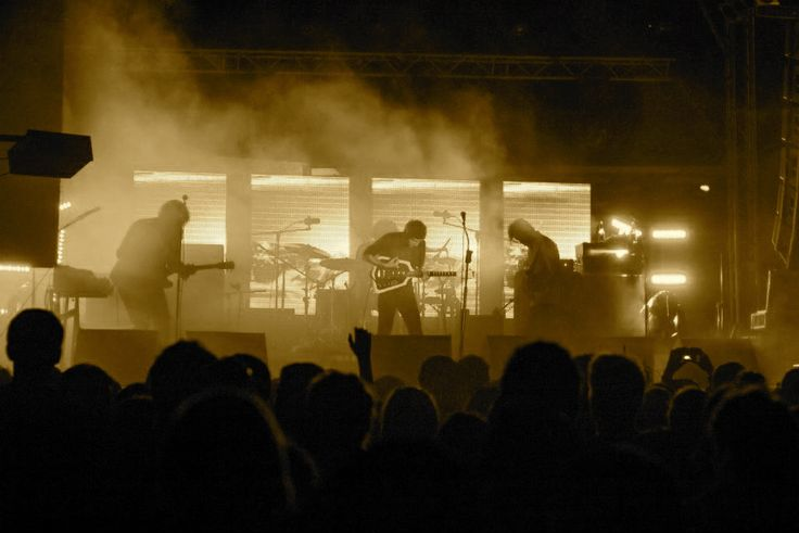 images from Napa Live show feat The Kooks 2012 party at the legendary beach venue