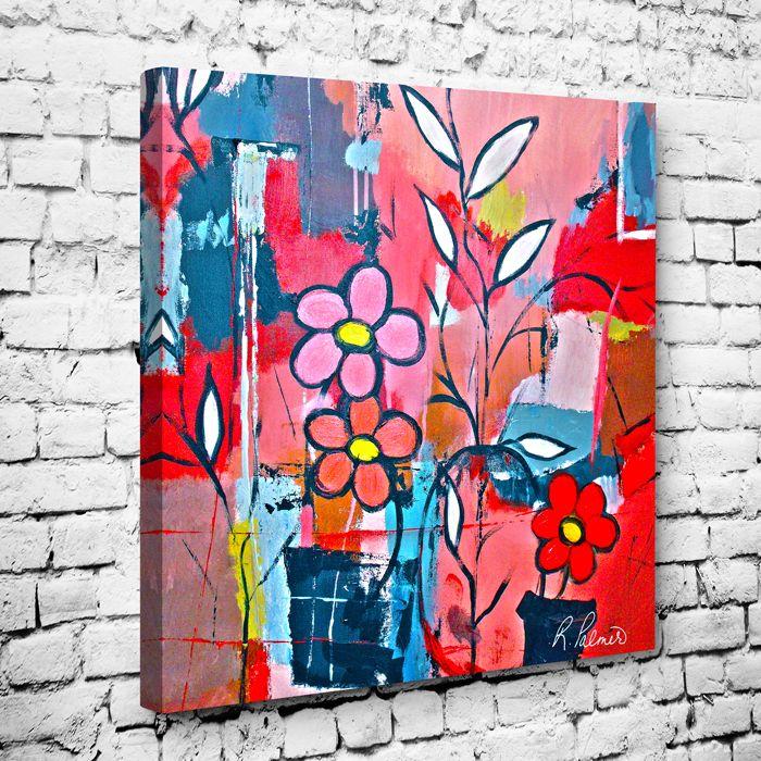 Abstract Art Tablo #soyut_kanvas_tablo