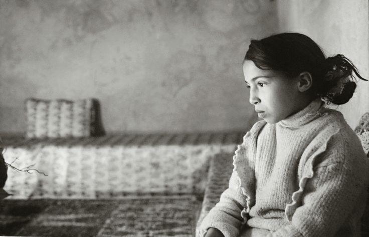 Jente i Marokko. Foto av Caroline Reistad. Photo by Caroline Reistad.