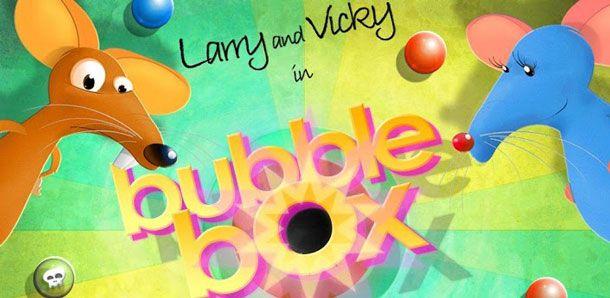 Svela il mistero del baule con Bubble Box