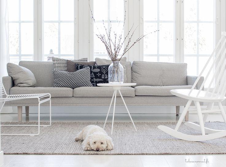 scandinavian home, livingroom