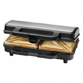 Sandwichera Proficook ST 1092 para sandwiches XXL americanos por 24,44 euros en #Crilanda #FelizLunes