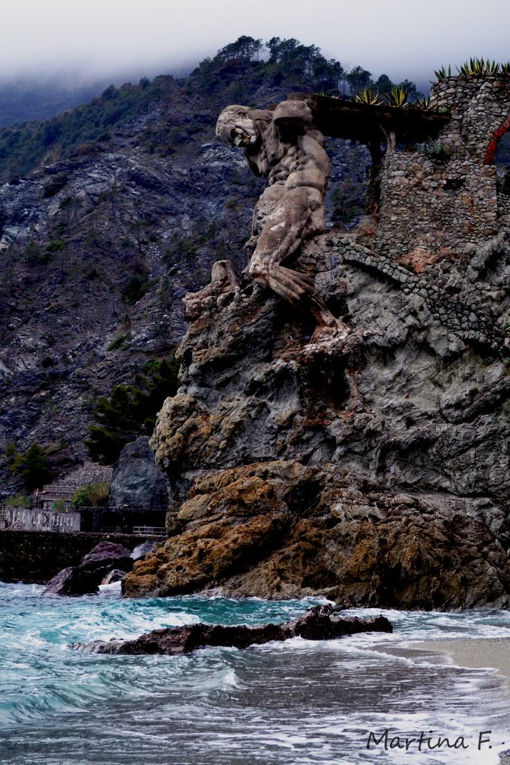 Monterosso (Cinque Terre- Liguria) #Landscape #Italy
