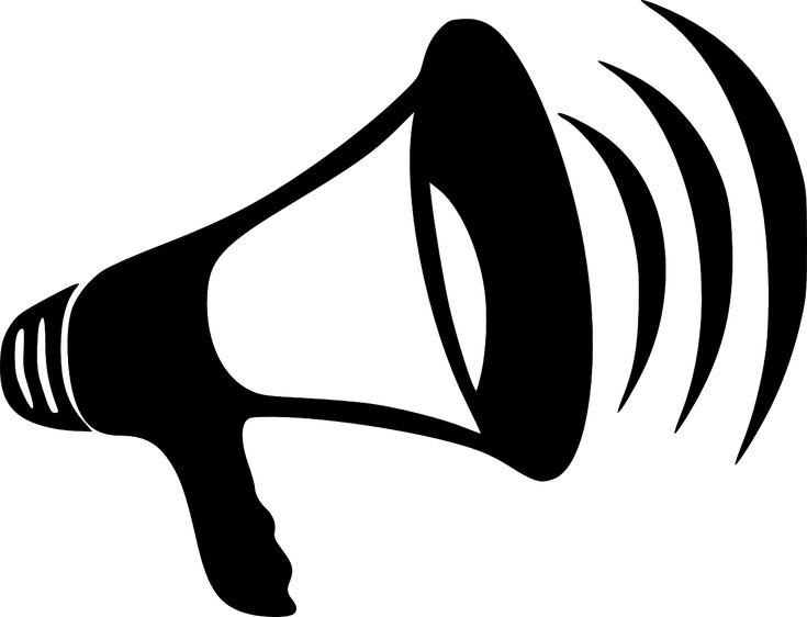 Megaphone, Loudspeaker, Speech, Talk, Demonstration