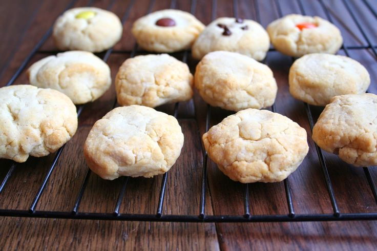 """The Healthy Happy Wife: Gluten Free """"Shortbread""""Cookies (Dairy, Egg, Glute..."""