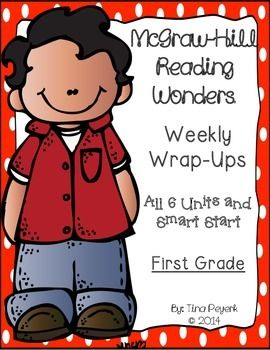 Who doesn't love an authentic and quick, one-on-one assessment?! These Weekly Wrap-Ups for Wonders are the perfect tool to check in on a students acquisition of high-frequency words, taught sound spellings, blending and word reading and then tying it all together in a sentence too. There are also 13 extension assessments that tie in with each unit of the Wonders Reading program. This pack is intended for first grade!