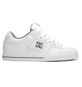 dcshoes, Men's Pure Shoes, WHITE/BATTLESHIP/WHITE (hbw)