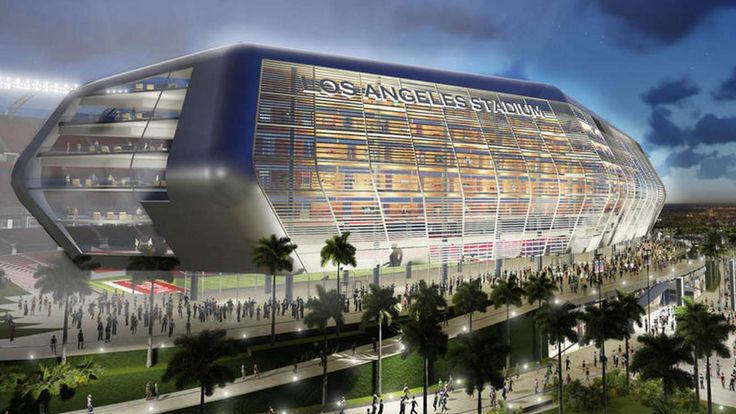 Chargers, Raiders reveal L.A. plan - http://espn.go.com/nfl/story/_/id/12351492/san-diego-chargers-oakland-raiders-joint-stadium-plan-los-angeles