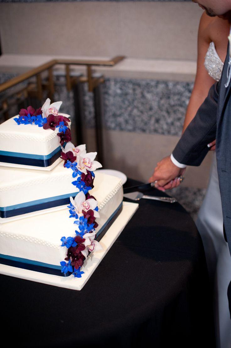 Photo by Troy #wedding #Minnesota #cake