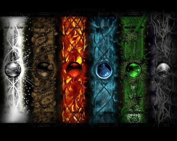 elements: Lights, Books Covers, Artists, Elements Vampires, Colors Palettes, Dragon, Earth Fire Water Air, Fractals, Design