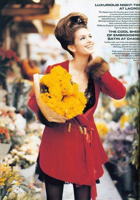 Синди Кроуфорд в фотосессии для Vogue UK http://artlabirint.ru/sindi-krouford-v-fotosessii-dlya-vogue-uk/  Синди Кроуфорд в фотосессии для Vogue UK — октябрь 1990. Фото — Артур Элгорт. {{AutoHashTags}}