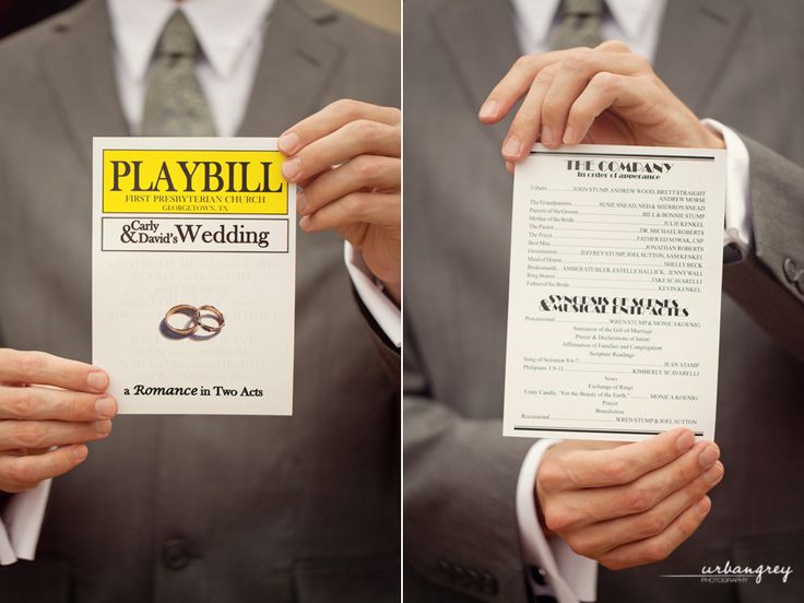 Austin wedding photographer a playbill wedding want for 531 program template