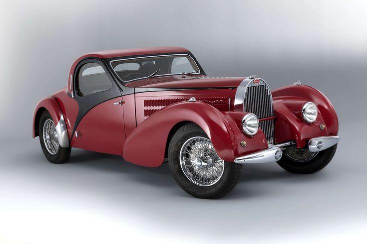 Bugatti Type 57C Atalante – 1938 #bugattiveyron