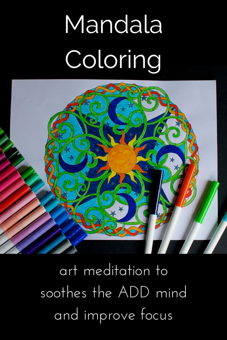 Coloring book for notability - Distraction Books Mandala Coloring Art Meditation For Those Who Have Trouble With Traditional Meditation