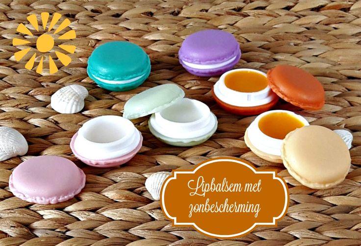 Deze diy lipbalsem met zonbeschermingsfactor zorgt ervoor dat ook je lippen niet verbranden als je in de zon gaat.