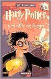 Harry Potter y el cáliz de fuego (Harry Potter and the Goblet of Fire) (Harry Potter #4)