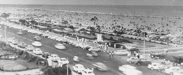 Vintage Marina Beach