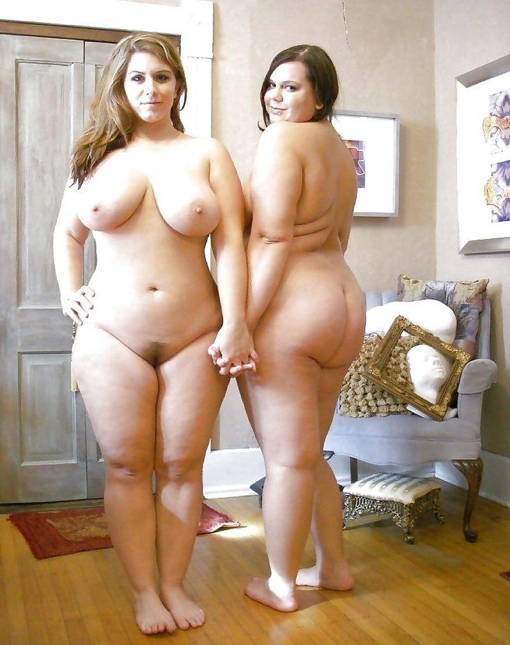 фото красивые толстушки голые