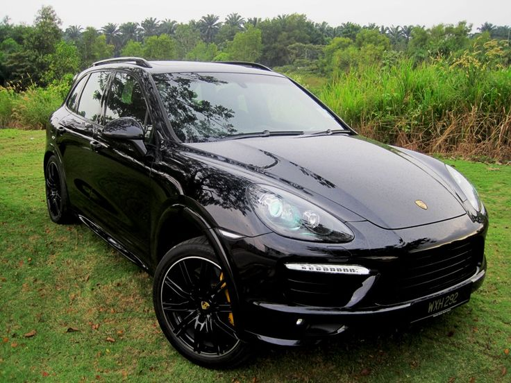 Atzerocost — Porsche Cayenne GTS Nobody is perfect, but if you...