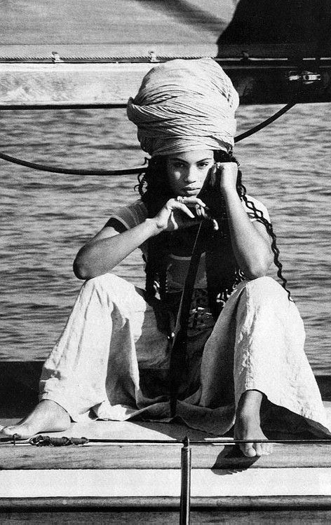 Neneh Cherry #nomad #nomadchic http://www.nomad-chic.com