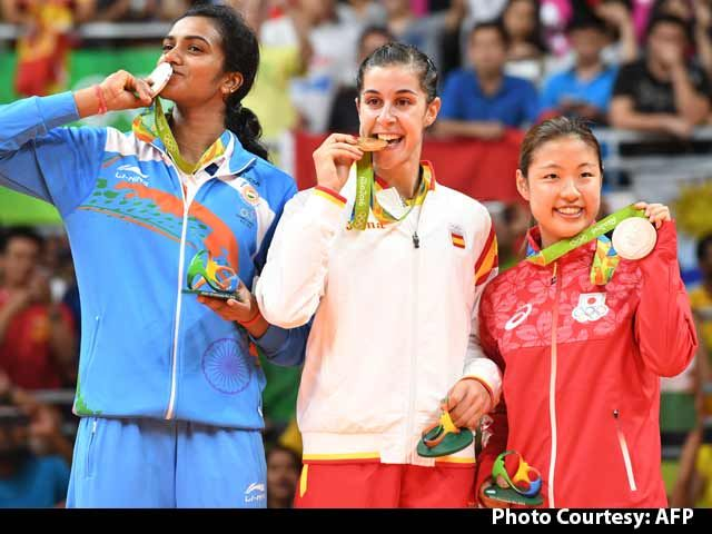 'Not Only a Star is Born, PV Sindhu Gives Hope To Indian Sport' http://www.ndtv.com/video/sports/news/not-only-a-star-is-born-pv-sindhu-gives-hope-to-indian-sport-428036