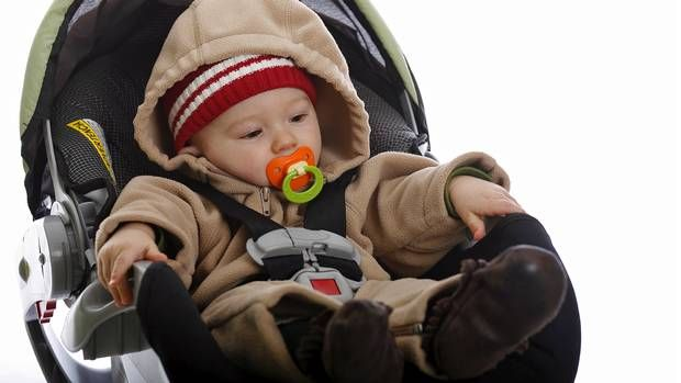 Have you check the expiration date on your child's car seat? Via The Globe & Mail - It's all about protecting your precious cargo and the seats lose their effectiveness over time.