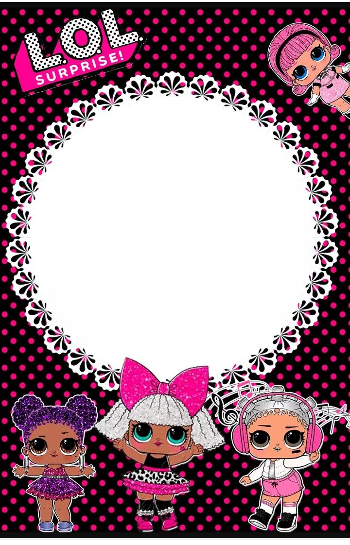 Pin by Karen Warren on Wallpaper backgrounds Lol dolls